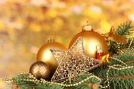 Fototapete Weihnachten