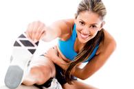 Fototapete für Fitness Center