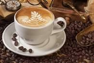 Fototapete für Cafe