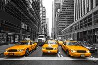 Fototapete Taxi