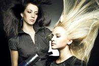 Fototapete für Friseursalon