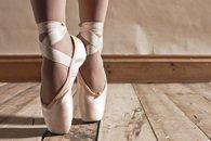 Fototapete für Tanzschule