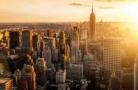 Fototapete bekannte Städte